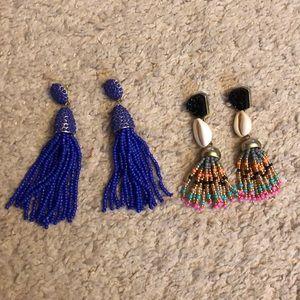 Baublebar earrings bundle